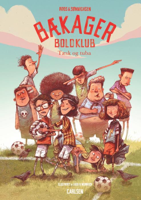 Image of   Bækager Boldklub 1 - Tæsk og tuba (E-bog)