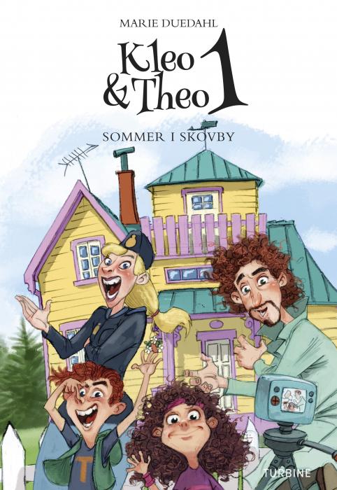 Kleo og Theo - Sommer i Skovby (Bog)