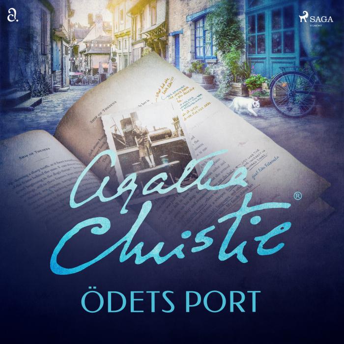 Image of Ödets port (Lydbog)