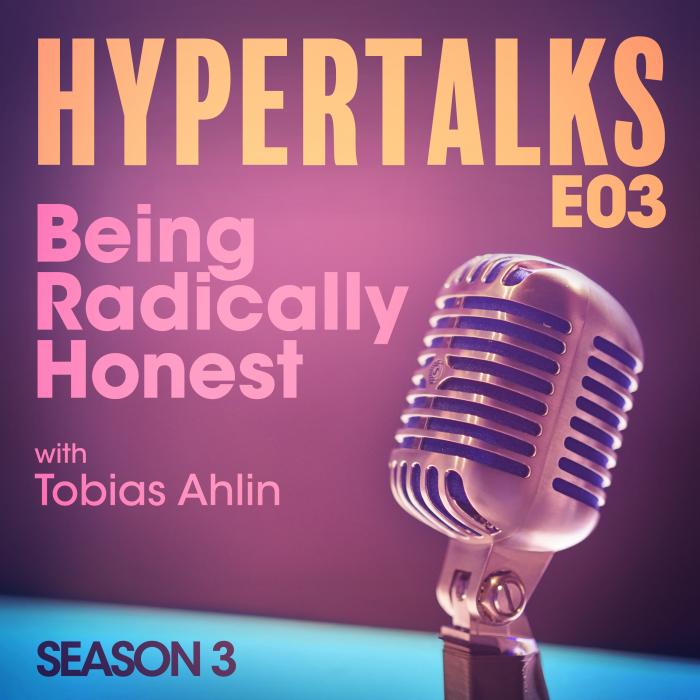 Hypertalks S3 E3 (Lydbog)