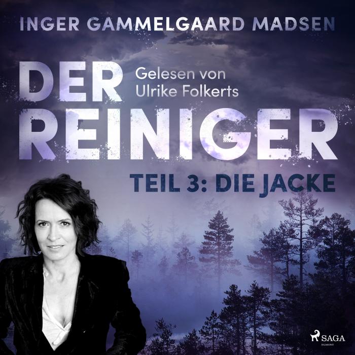 Image of   Der Reiniger: Teil 3 - Die Jacke (Lydbog)