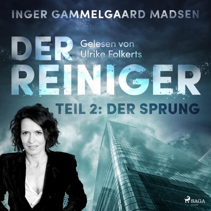 Image of   Der Reiniger: Teil 2 - Der Sprung (Lydbog)