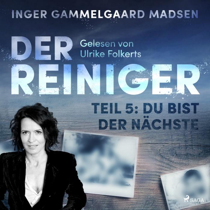 Image of   Der Reiniger: Teil 5 - Du bist der Nächste (Lydbog)