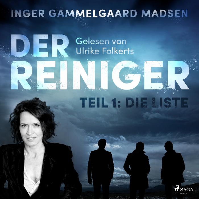 Image of   Der Reiniger: Teil 1 - Die Liste (Lydbog)