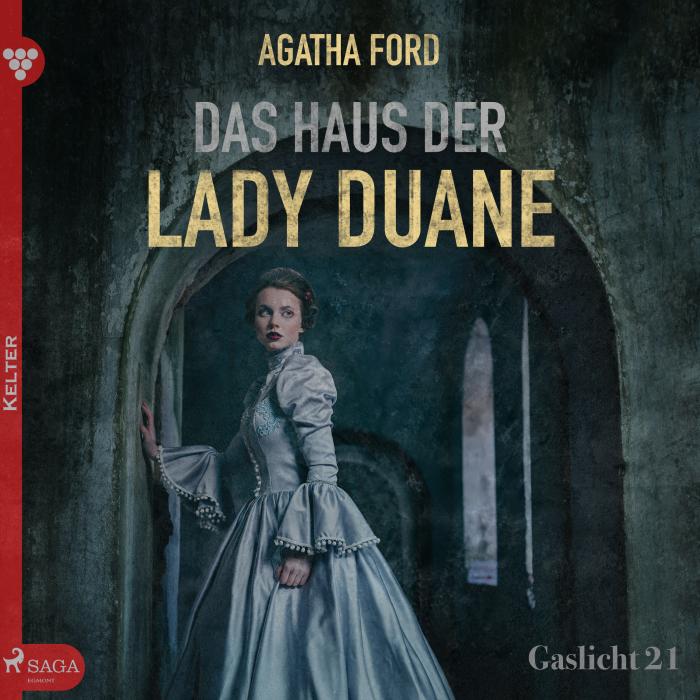 Image of Gaslicht 21: Das Haus der Lady Duane (Lydbog)