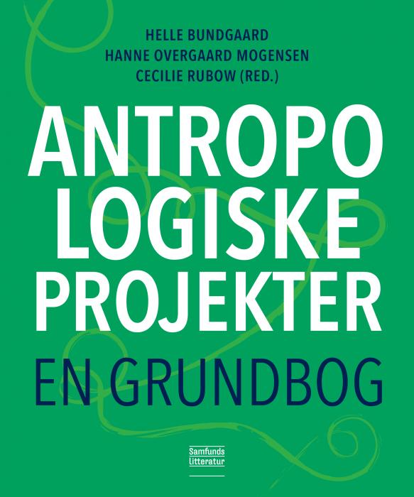 Image of   Antropologiske projekter (Bog)