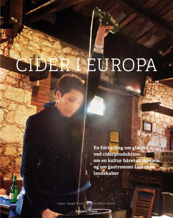 Image of   Cider i Europa (Bog)