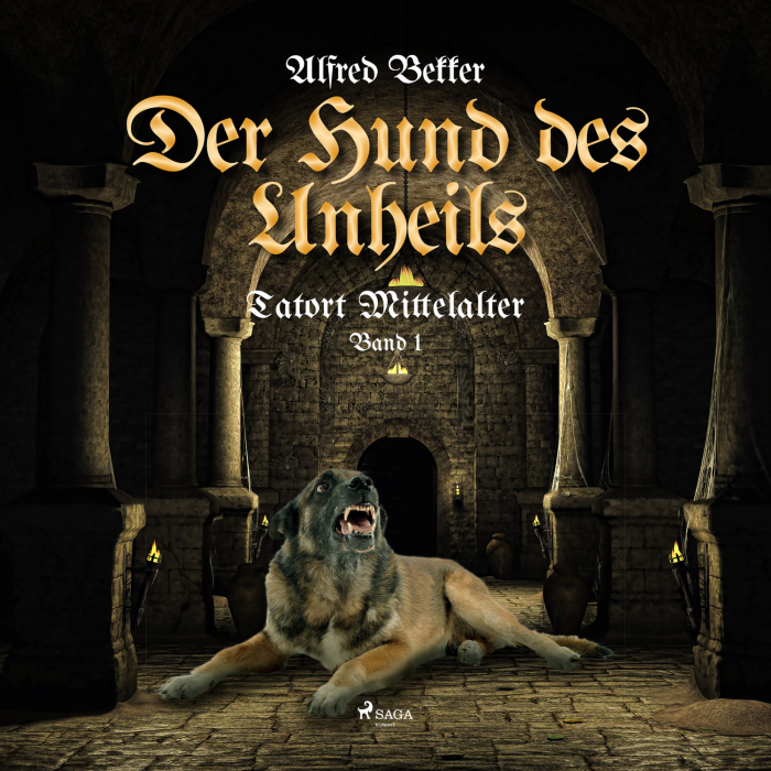 Image of   Der Hund des Unheils (Tatort Mittelalter, Band 2) (Lydbog)