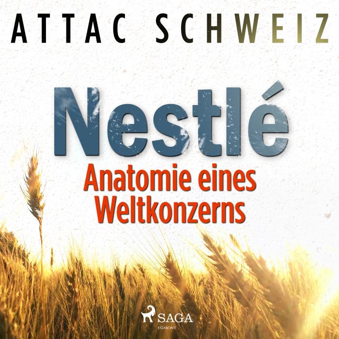 Image of NESTLÉ - Anatomie eines Weltkonzerns (Lydbog)
