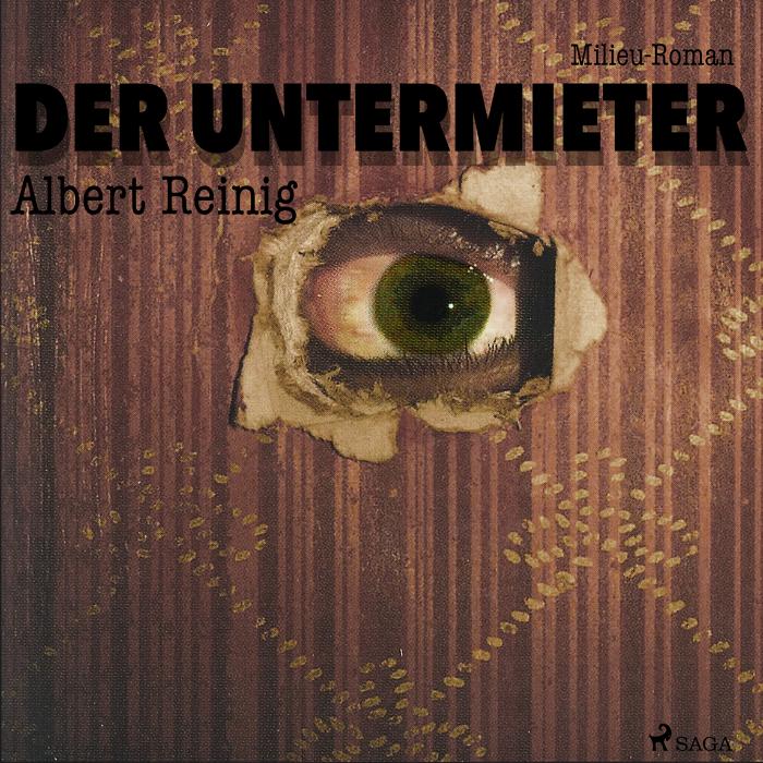 Image of Der Untermieter: Milieu-Roman (Lydbog)