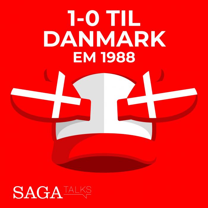 Image of   1-0 til Danmark - EM 1988 (E-bog)