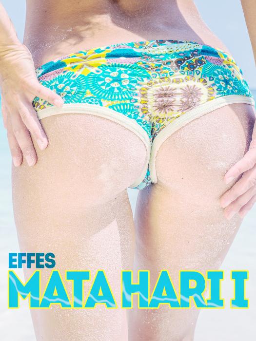 Mata Hari I (E-bog)
