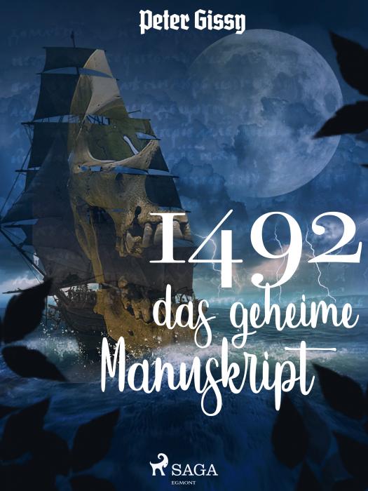 Image of   1492 - das geheime Manuskript (E-bog)