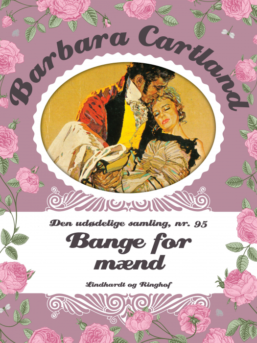 Image of Bange for mænd (Lydbog)
