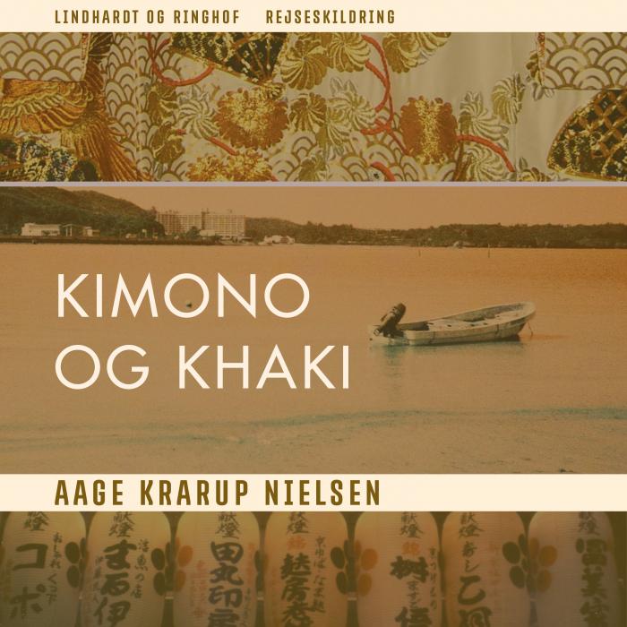 Image of Kimono og khaki (Lydbog)