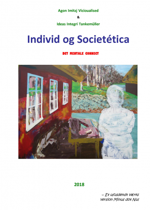 Image of Individ & societeica (Bog)