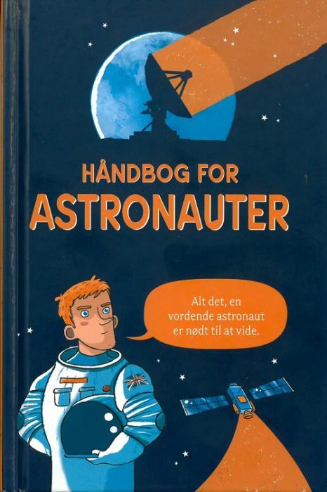 Image of   Håndbog for astronauter (Bog)