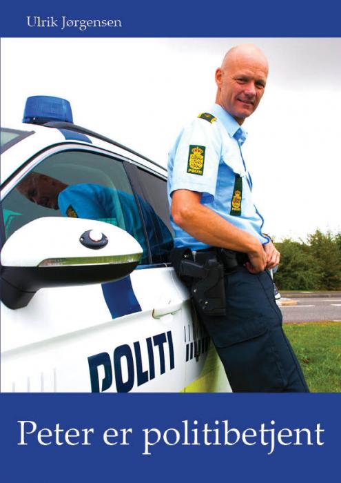 Peter er politibetjent (Bog)