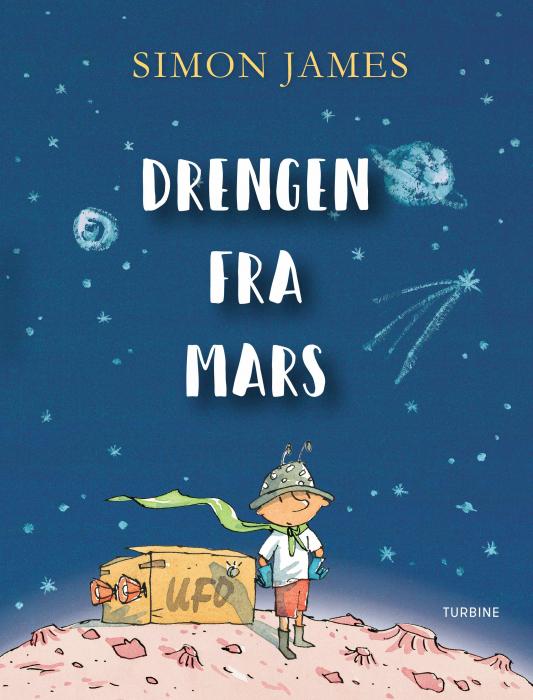 Image of   Drengen fra Mars (Bog)