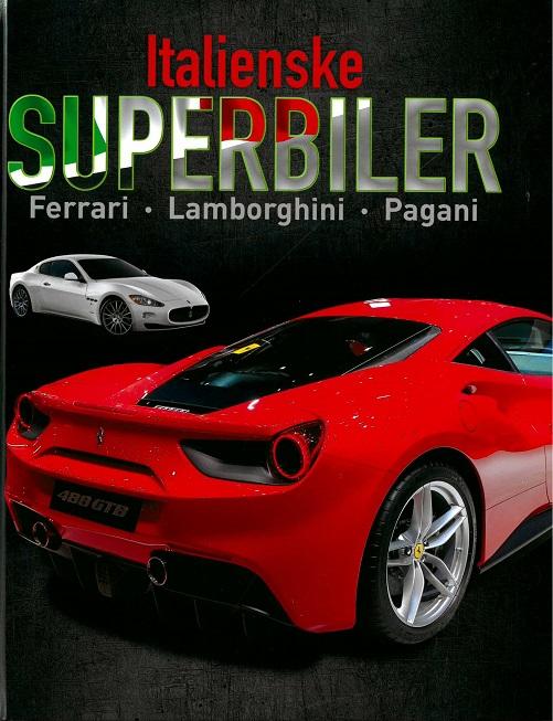 Image of   Italienske superbiler (Bog)