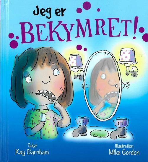 Image of   Jeg er bekymret! (Bog)