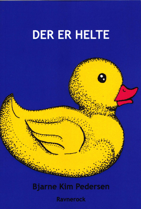 Image of   Der er helte (Bog)