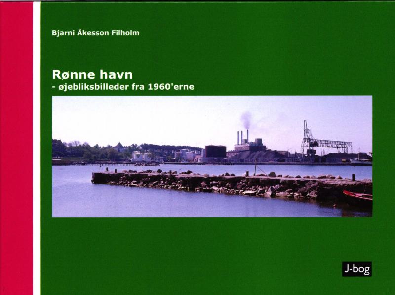 Rønne havn (Bog)