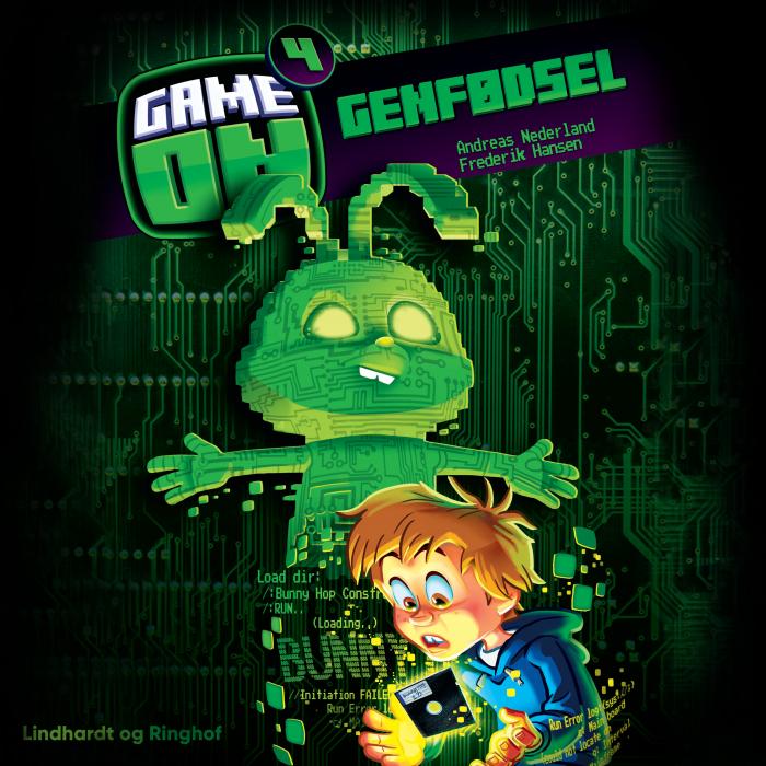 Image of Game on 4: Genfødsel (Lydbog)