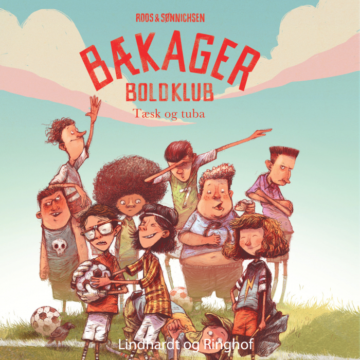Image of   Bækager Boldklub 1 - Tæsk og tuba (Lydbog)