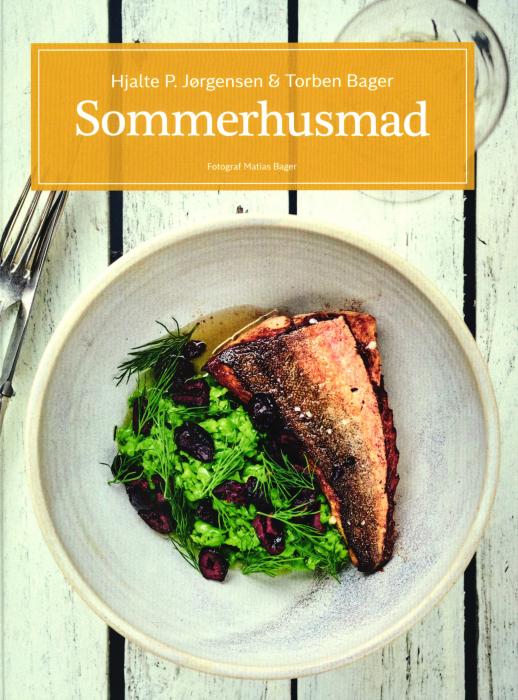 Image of   Sommerhusmad (Bog)