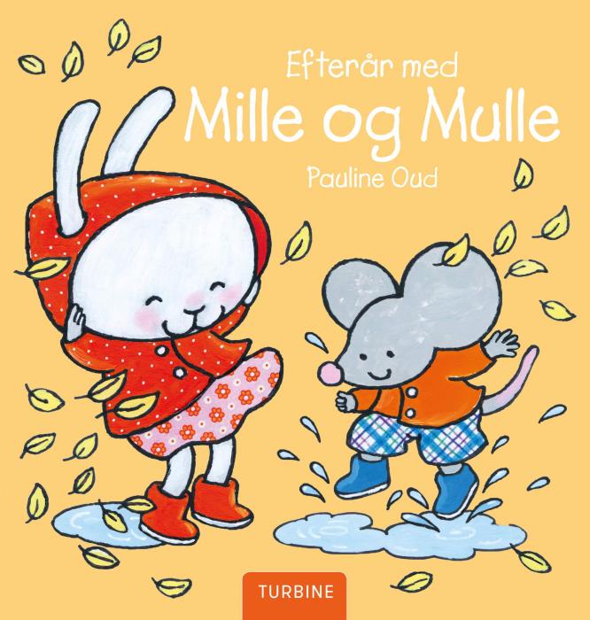 Image of   Efterår med Mille og Mulle (Bog)