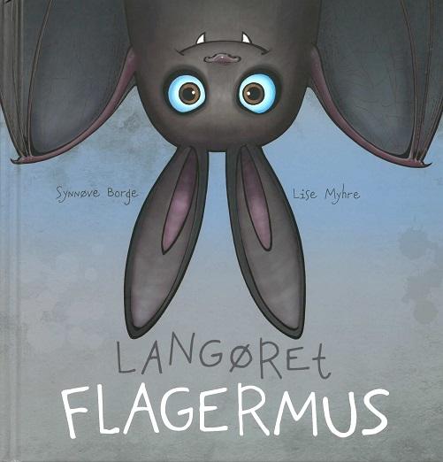 Image of   Langøret flagermus (Bog)