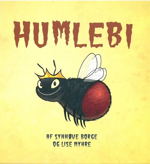 Image of   Humlebi (Bog)