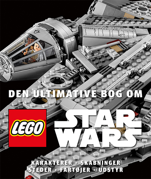 Image of   Den ultimative bog om LEGO® Star Wars™ (Bog)