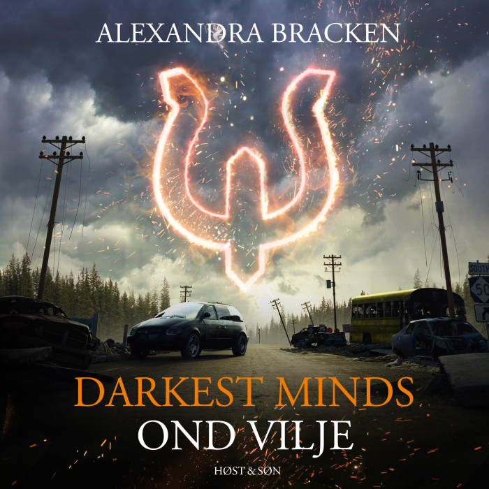 Image of Darkest Minds - Ond vilje (Lydbog)