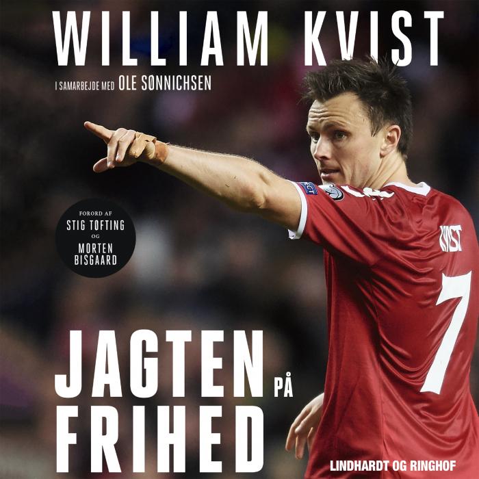Image of   Jagten på frihed (Lydbog)
