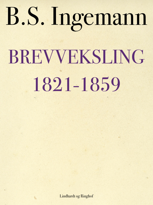 Image of Brevveksling 1821-1859 (E-bog)