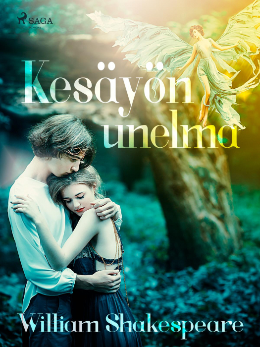 Image of   Kesäyön unelma (E-bog)