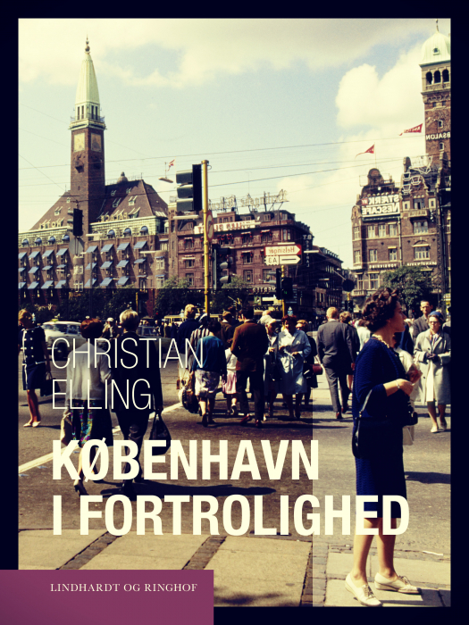København i fortrolighed (E-bog)