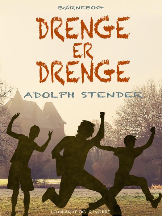 Image of Drenge er drenge (E-bog)