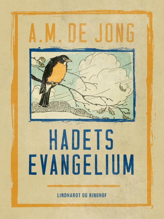 Image of Hadets evangelium (E-bog)