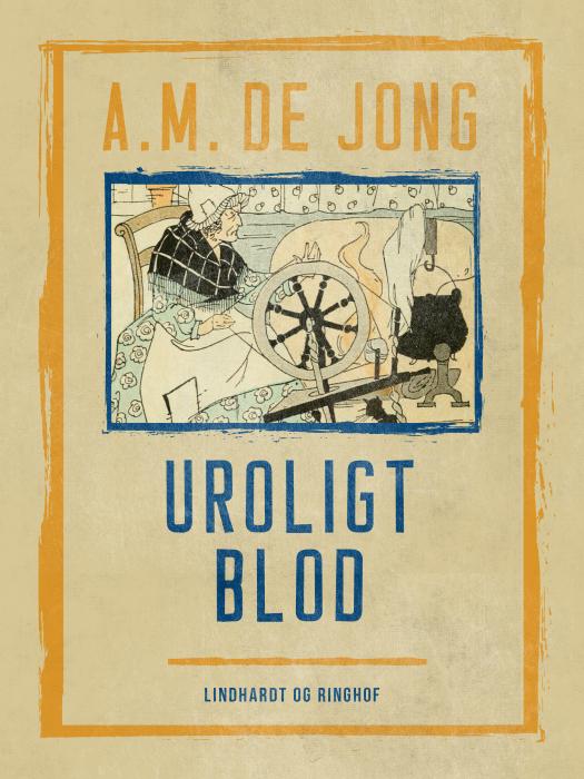 Image of Uroligt blod (E-bog)