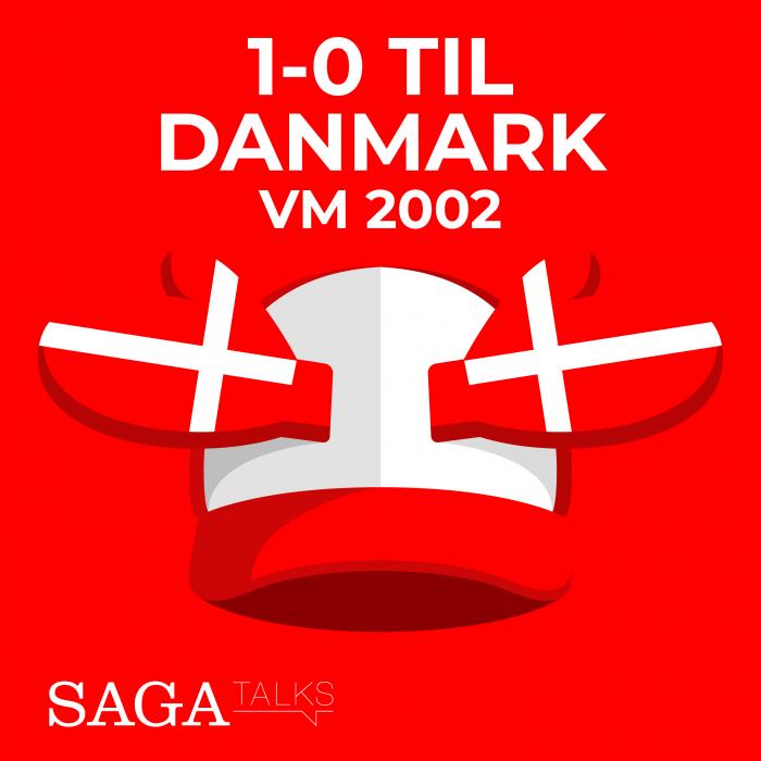 Image of   1-0 til Danmark - VM 2002 (E-bog)