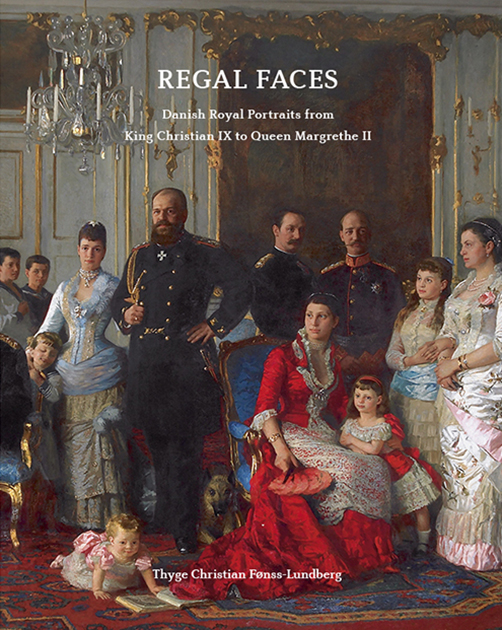 Image of   Regal Faces (Bog)