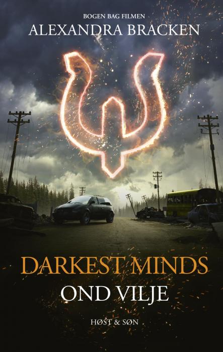 Image of Darkest Minds - Ond vilje (E-bog)