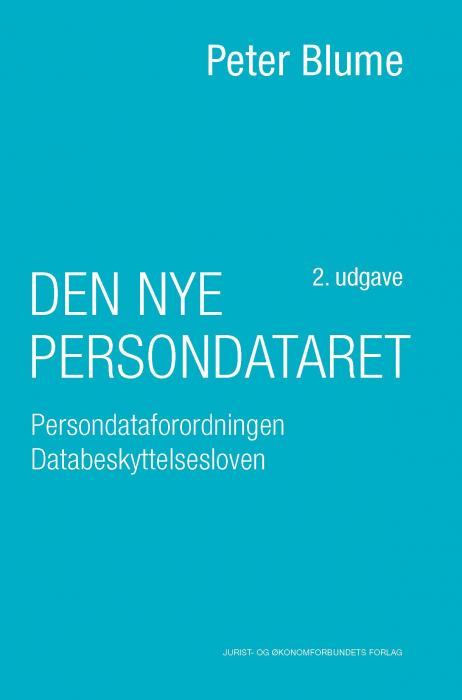 Image of   Den nye persondataret (E-bog)