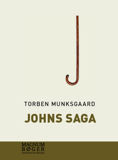 Johns saga (storskrift) (Bog)