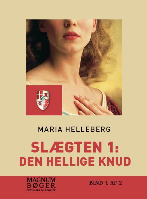 Image of   Slægten 1: Den hellige Knud (Storskrift) (Bog)