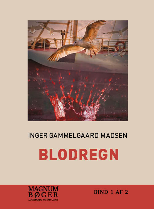 Image of   Blodregn ( storskrift) (Bog)