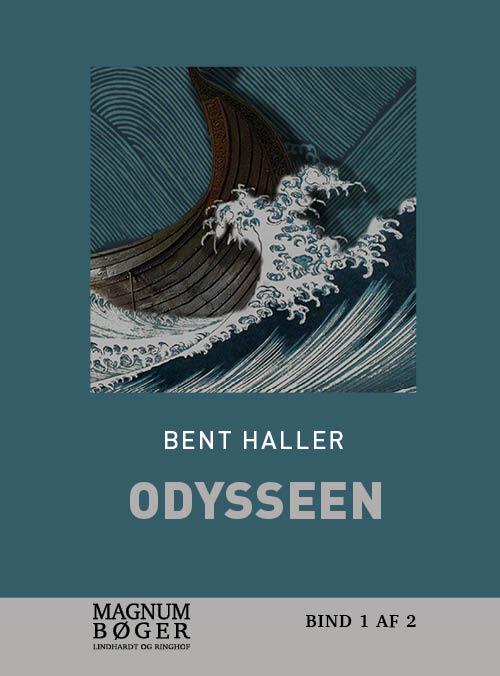 Image of   Odysseen (storskrift) (Bog)